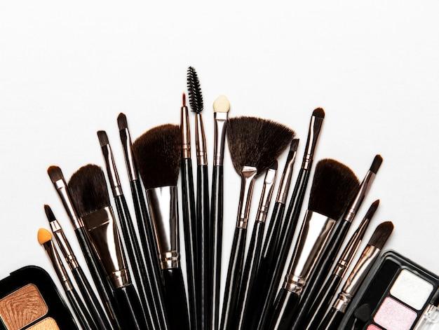 Conjunto de pincéis de maquiagem