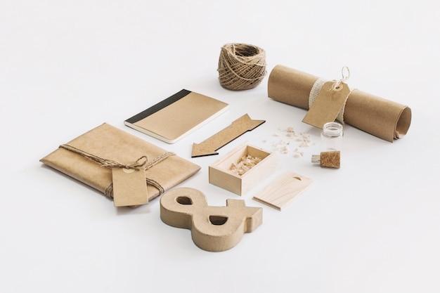 Conjunto de suprimentos de artesanato