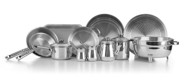 Conjunto de utensílios de cozinha nova