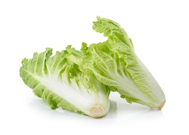 Conjunto de vegetais isolado