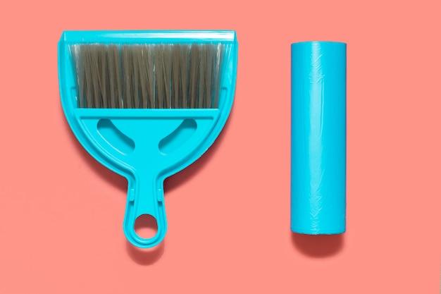 Conjunto para limpar a casa