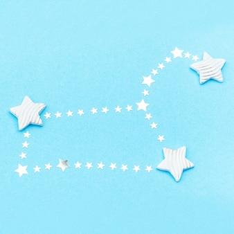 Constelação do zodíaco leo