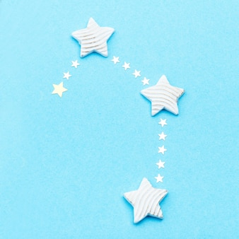 Constelação do zodíaco libra