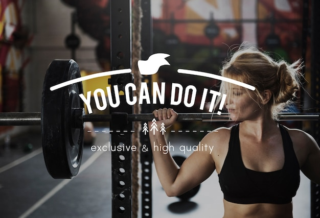 Construa seu próprio exercício de aptidão de força de corpo