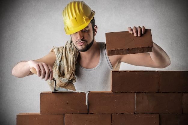 Construindo uma parede