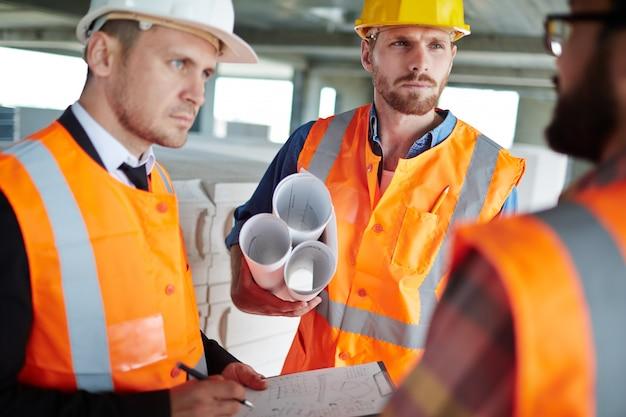 Consultoria de construtores