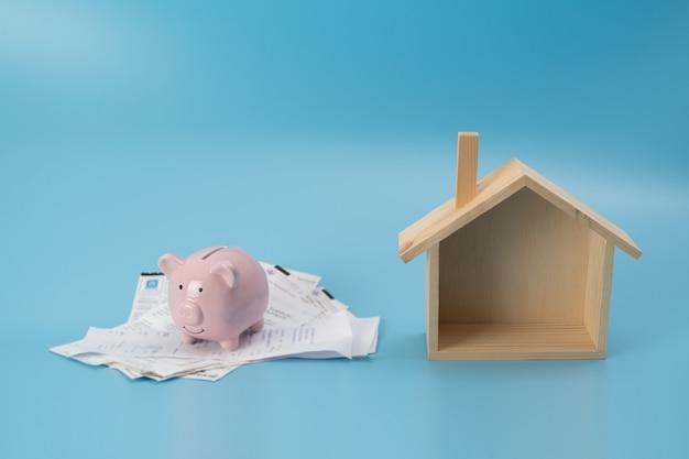 Contabilidade financeira de negócios de iva
