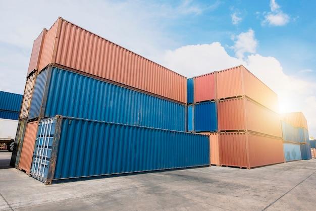 Container internacional para envio