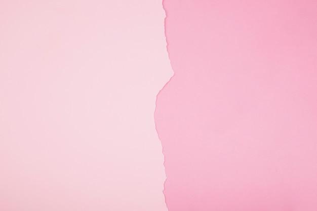 Contexto cor de rosa
