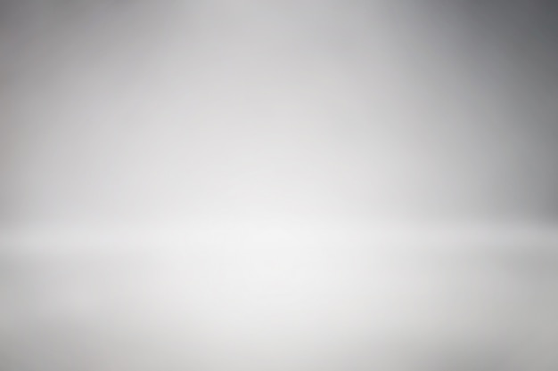 Contexto de estúdio espaço limpo abstrato gradiente cinza