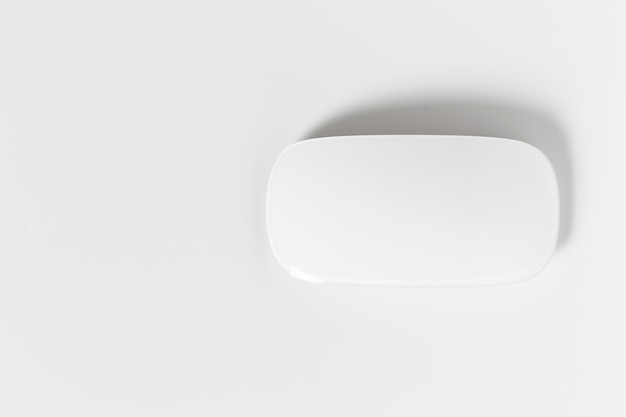 Controle de mouse branco