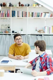 Conversa de designers