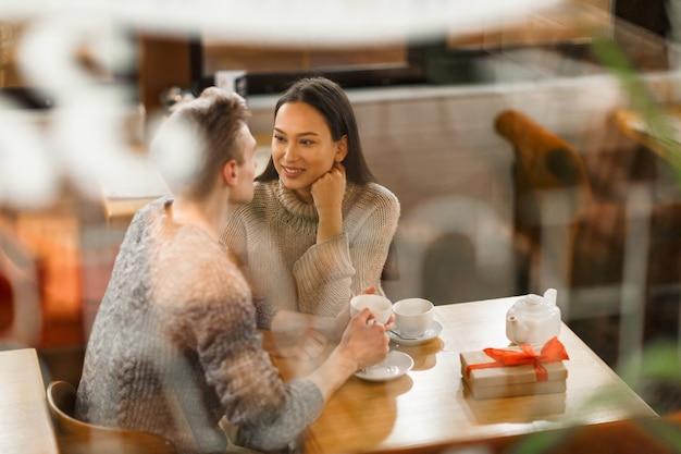Conversa de namorados