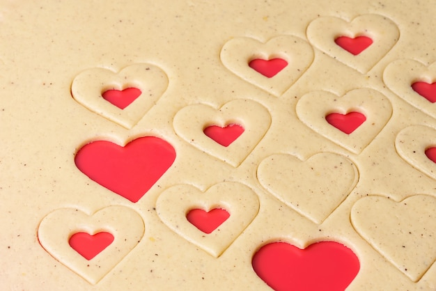 Cookies para dia dos namorados