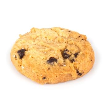 Cookies único isolado no branco