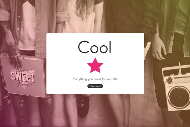 Cool style fashion sense na moda