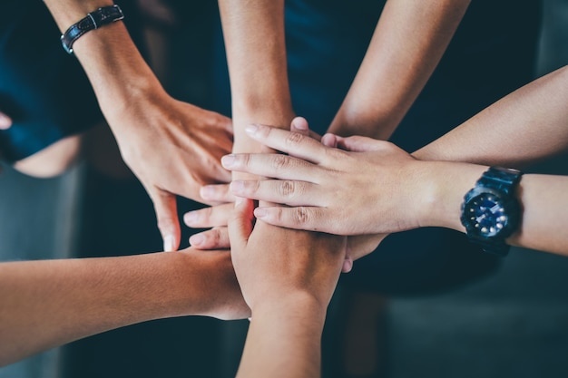 Cooperação, acordo, relacionamento