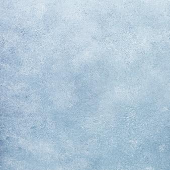 Copie o espaço gradiente textura azul clara com ruído