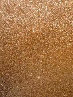 Copie o espaço ouro brilhante gradiente fundo