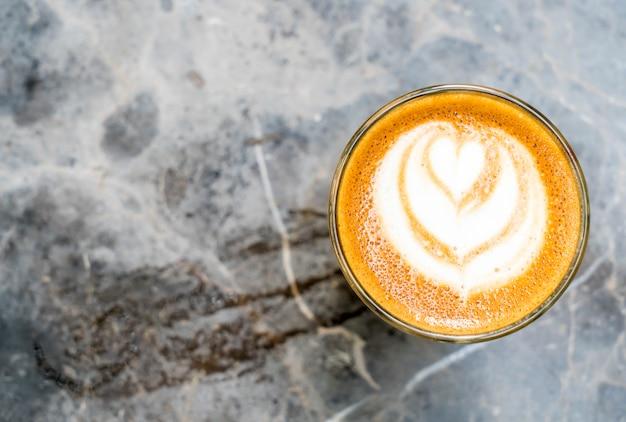 Copo de café quente