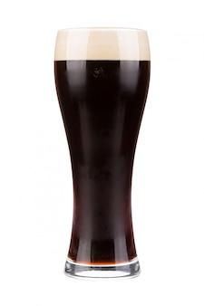 Copo de cerveja porter
