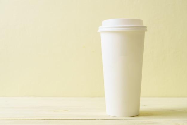 Copo de papel de café para viagem
