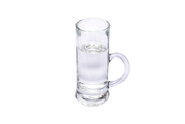 Copo de vodka