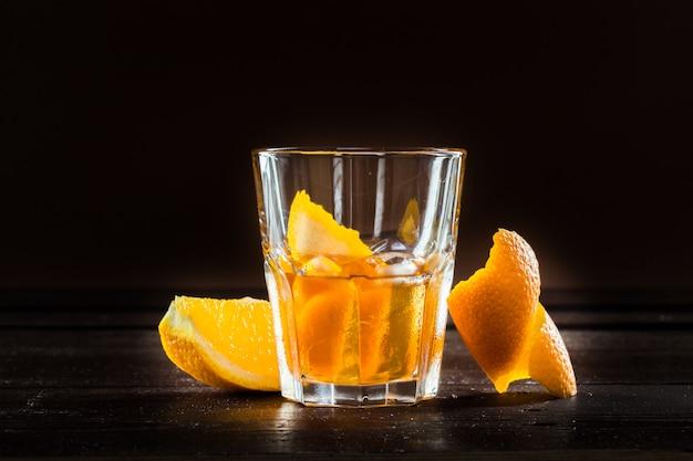Coquetel com tequila