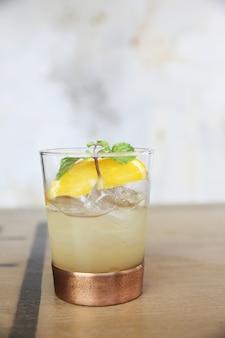 Coquetel de vodka