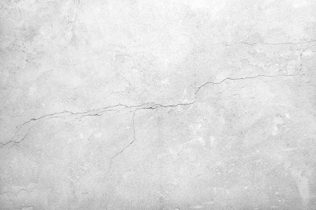 Cor branca e cinzenta da parede de cimento de grunge para o fundo do vintage da textura