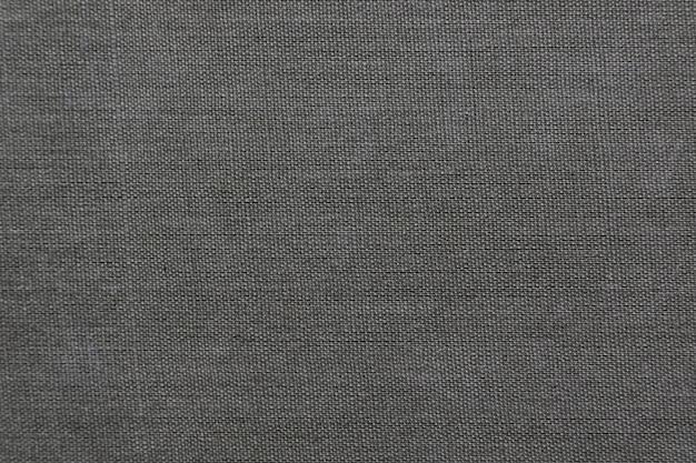 Cor cinzenta da textura da tela