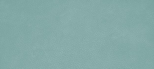 Cor da textura da pele de couro genuíno cantão verde.