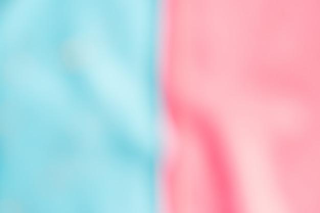Cor-de-rosa e verde abstrata turva