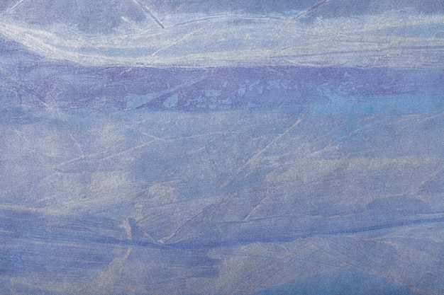 Cor dos azuis marinhos do fundo da arte abstrato. pintura multicolorida sobre tela.