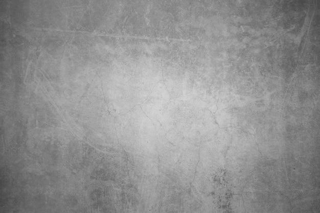 Cor escura e cinza de muro de concreto de grunge para fundo vintage de textura