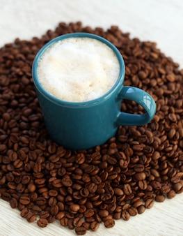 Coração café