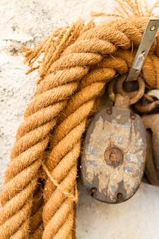 Corda de barco