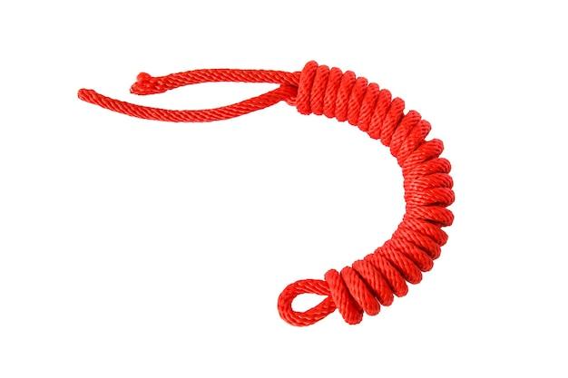 Corda vermelha