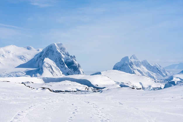 Cordilheira antártica
