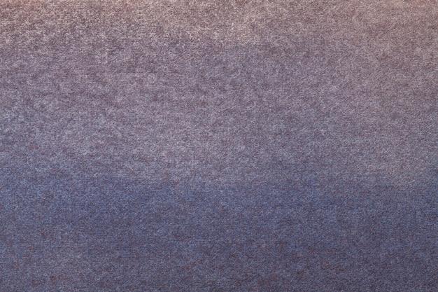 Cores azuis e roxas escuras da arte abstrata.