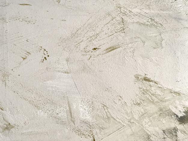 Cores bege e brancas do fundo da arte abstrata. pintura em aquarela sobre tela com gradiente de marrom claro. cenário de textura acrílica com padrão de respingos.
