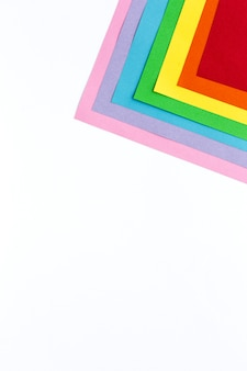 Cores do arco-íris, símbolo de lgbt