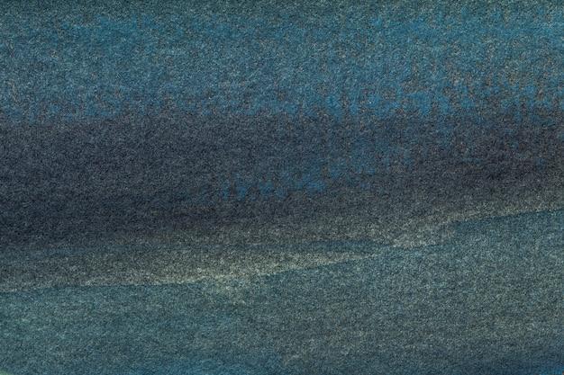 Cores dos azuis marinhos do fundo da arte abstrata.