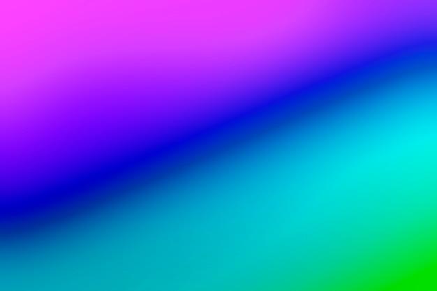 Cores gradientes vívidas de fundo abstrato