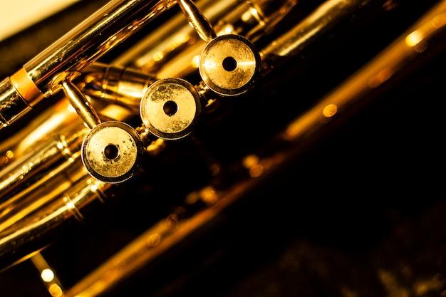 Corneta musical clássica