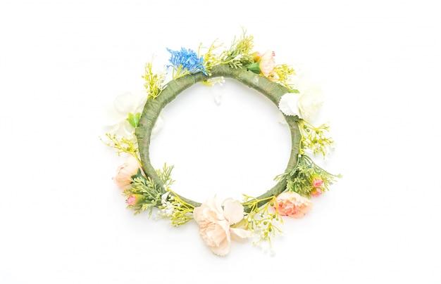 Coroa bela flor