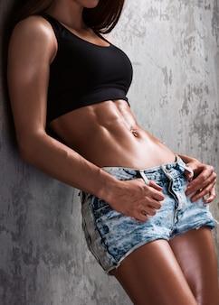 Corpo de fitness