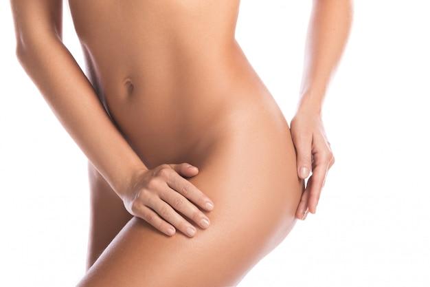 Corpo feminino perfeito