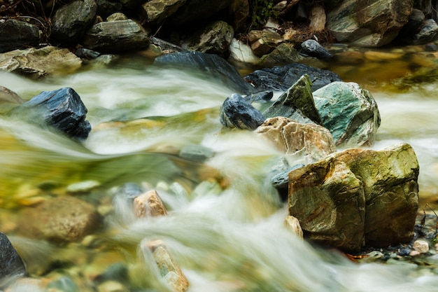 Córrego da montanha