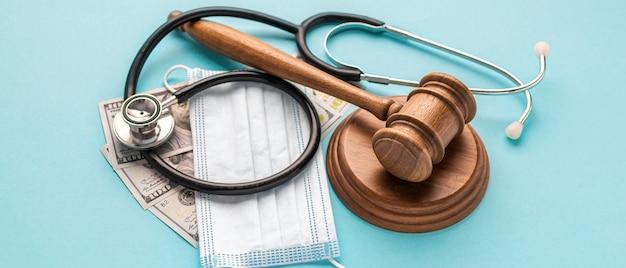 Corrupção no conceito de campo médico